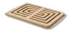 Brotschneidebrett Vitto | Helles Holz