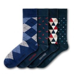 Unisex-Socken Chatsworth | 4 Paare