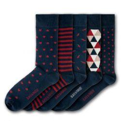 Bennetts Water Gardens Unisex-Socken | 5 Paare