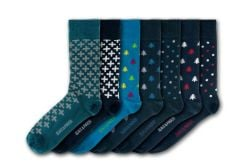 Unisex Socks Charleston Manor | 7 Pairs