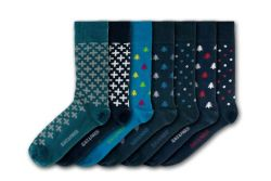 Unisex-Socken Charleston Manor | 7 Paare
