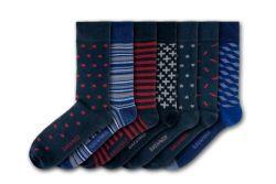 Unisex-Socken Great Dixter | 7 Paare