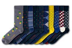 Unisex-Socken Westbury Court | 10 Paare