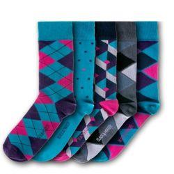 Keingley Unisex-Socken | 5 Paare