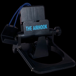 Secure Mount for Electronics Device | Airhook