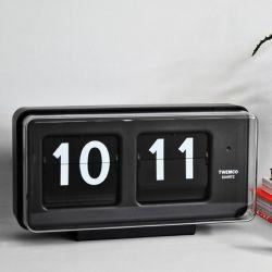 Flip-Clock BQ50 | Schwarz
