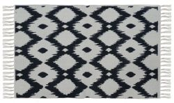 Teppich Agamem 160 x 230 cm | Grau