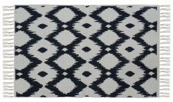 Teppich Agamem 200 x 290 cm | Grau