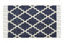 Teppich Agathon 160 x 230 cm | Blau