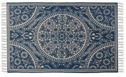 Rug Astro 140 x 200 cm | Blue