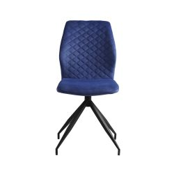 Chaise Coupole | Bleu