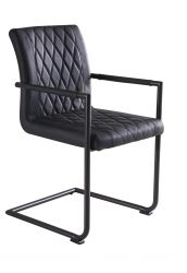 Chaise Eagle | Noir