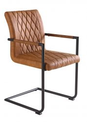 Chaise Eagle | Cognac