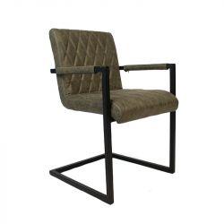Chaise Ferron | Olive