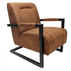 Chair Henefer | Cognac