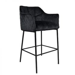 Bar Stool Howell | Dark Grey