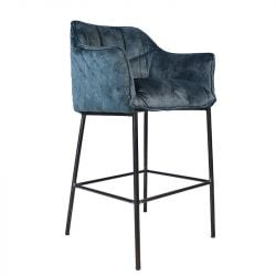 Tabouret de Bar Howell | Bleu