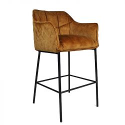 Tabouret de Bar Howell | Brun