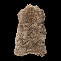 Isländischer Schaf-Teppich | Taupe