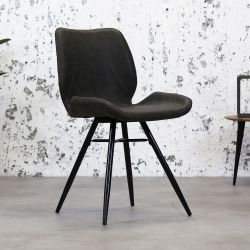 Chair Lurenz | Anthracite