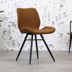 Stuhl Lurenz | Cognac