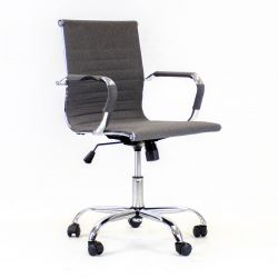 Bürostuhl Manhattan Low H-fabric | Anthrazit