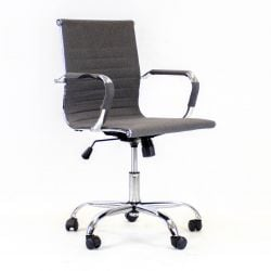 Office Chair Manhattan Low H-fabric | Anthracite
