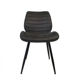 Dining Chair Pitelli | Dark Grey