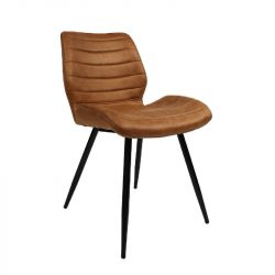 Dining Chair Pitelli | Cognac