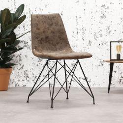 Stuhl Prades | Braun