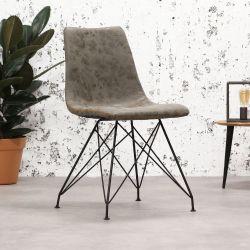 Stuhl Lurenz | Taupe