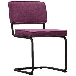 Stuhl Rippe Industrial | Violett