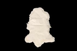 Teppich Tibetisches Schafsfell | Weiß