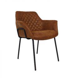 Stuhl Val Verda | Cognac