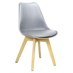 Chair Zurich | Light Grey