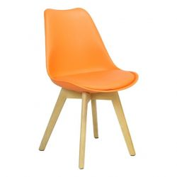 Chaise Zurich | Orange