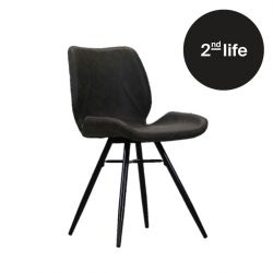2nd Life | Chair Lurenz | Anthracite