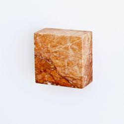 Magnetic Marble Cube MONOLYTH | Breccia Pernice