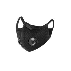 Gesichtsmaske Breezy | Schwarz