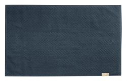 Bath Mat Brick | Midnight Blue