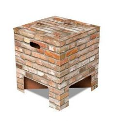 Dutch Design Chair | Brick