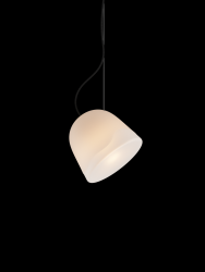 Hanglamp Bright Breeze | Zwarte Kabel