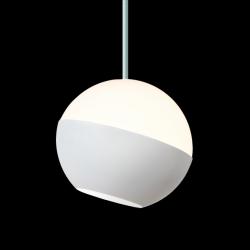 Pendelleuchte Bright Vision | Weiß, Grau & Mint