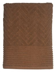 Bath Towel Brick | Tobacco