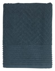 Bath Towel Brick | Midnight Blue