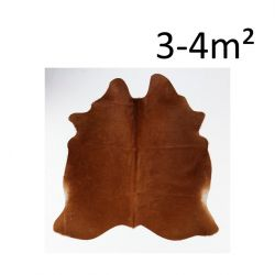 Cow Skin 3-4M2 | Brown