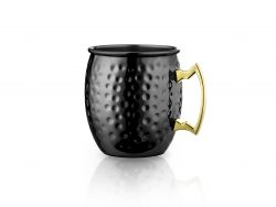 Tasse Cocktail Moscou 500 ml | Noir