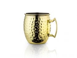 Tasse Cocktail Moscou 500 ml | Or