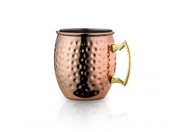 Cocktailtasse Moskau 500 ml | Kupfer
