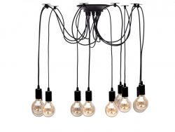 Pendant Lamp Anson 2 | Black